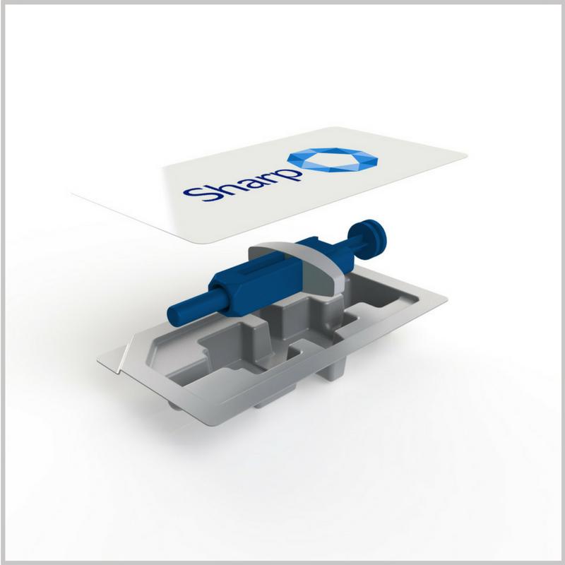 Sharp Packaging Kitting and Design