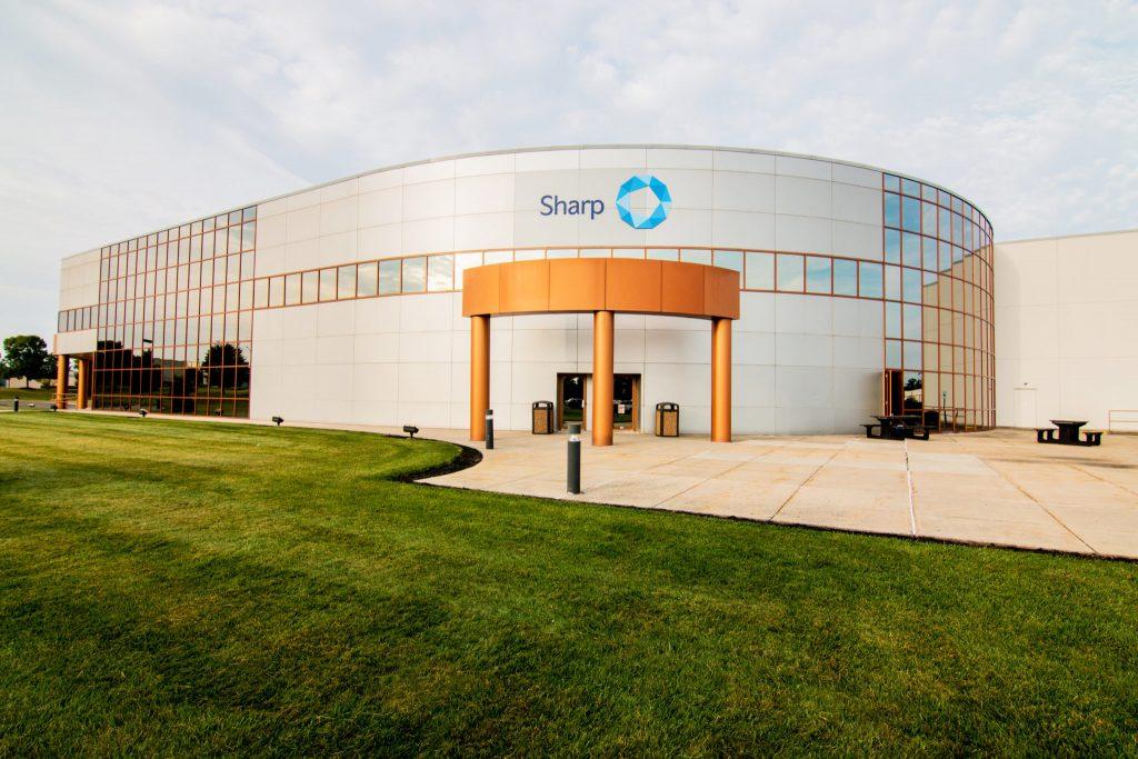 Sharp Bethlehem Clinical Services facility