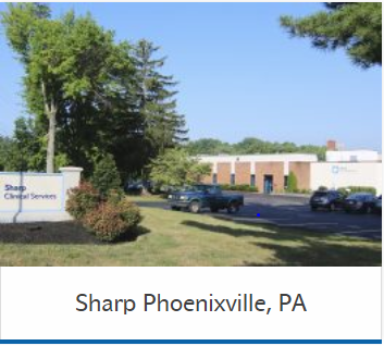 Sharp Clinical Services Phoenixvillle PA