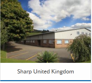 Sharp Clinical United Kingdom