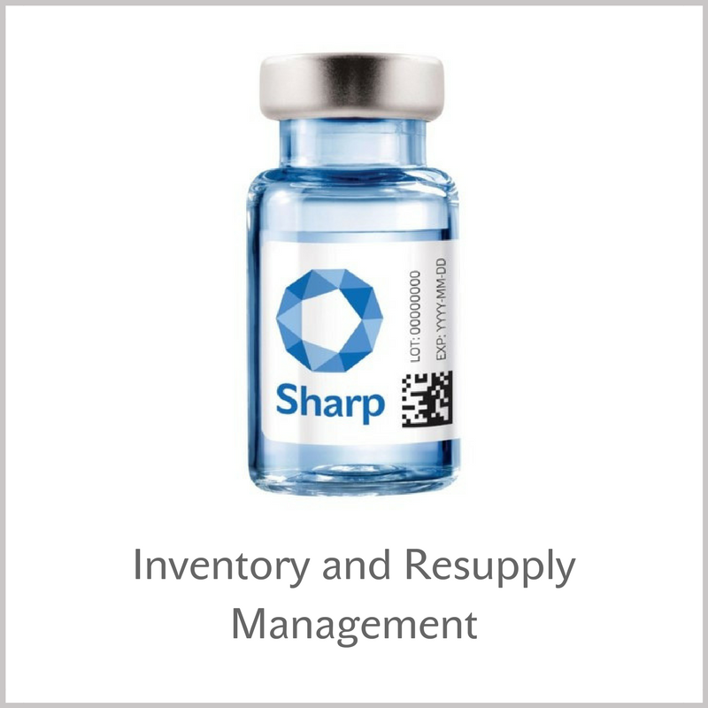 clinical irt inventory resupply management