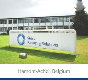 Sharp Belgium