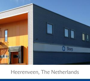 Sharp Heerenveen Netherlands