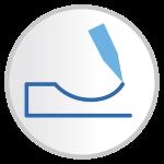 Sharp 3D Printing icon