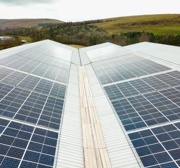 Solar Panel Investment Rhymney