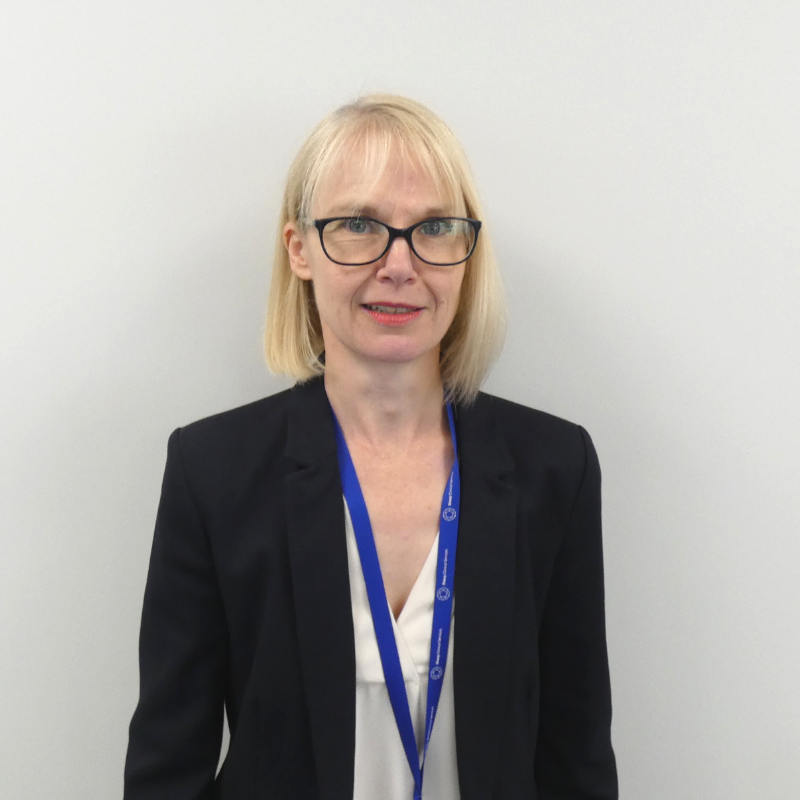 Rachel Curran, Head of Commercial Services at Sharp Clinical UK,
